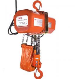 Elevador eletrico mono fase TOYO 1 Ton x 10m