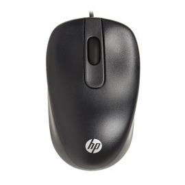HP RATO COM FIO TRAVEL PRETO