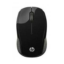 HP RATO SEM FIO WIRELESS 200 PRETO