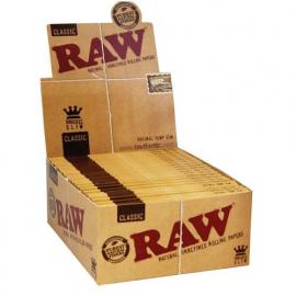 RAW KS Classic 50 unidades Papéis Para Enrolar