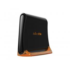 MikroTik hAP Mini 2.4GHz 1.5dBi 3 Port Ethernet WiFi Router   RB931-2nD