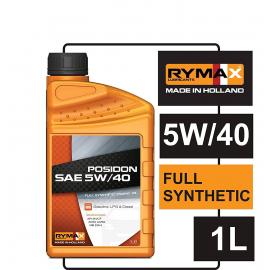 RYMAX Posidon 5W40 - Full Synthetic (1L)