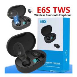 E6S AURICULAR Wireless , blueeooth