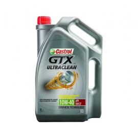CASTROL GTX DIESEL 10W-40 - 5L LITROS