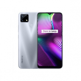 REALME SMARTPHONE 7i DS 4GB/64GB PRATEADO
