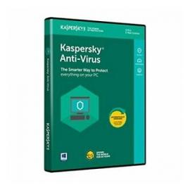 KASPERSKY ANTIVIRUS 4 DISPOSITIVOS