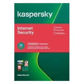 KASPERSKY ANTIVIRUS INTERNET SECURITY 2 DISPOSITIVOS