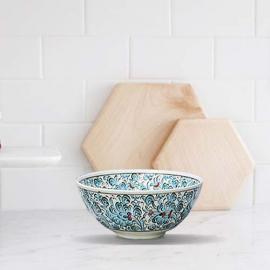 Tigela  Cerâmica para Saladas e Molhos 8 Cm