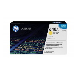 HP TONER 648A 4525 AMARELO (CE262A)