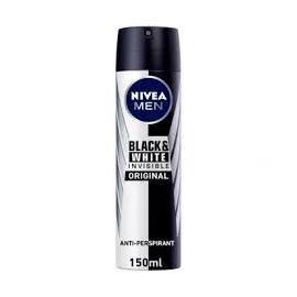 SPRAY NIVEA BLACK & WHITE 150ML