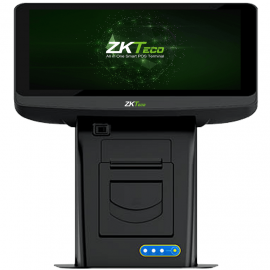"""ZKAIO1000   ZKT POS Terminal with 10.1"""" all-in-one Android"""