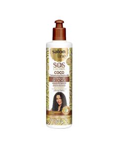 SALON LINE ATIVADOR DE CACHOS SOS COCO 300ML