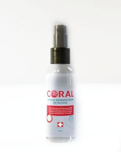 Coral liquido Desinfectante 100ml