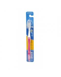 Oral B Escova de Dentes 123 40 Médium  cassette