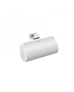 POWER BANK SMALL STRONG WHITE G-J06 FOR IPHONE