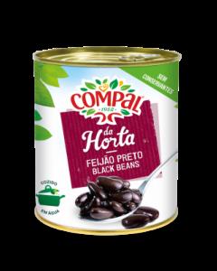 Compal da Horta Feijão Preto 845g