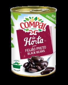Feijões pretos COMPAL 410g (5601151170755)