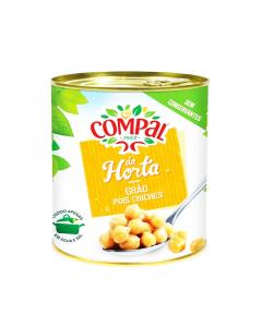 COMPAL DA HORTA GRÃO DE BICO 845g