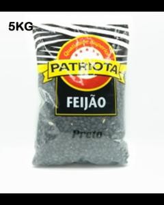 PATRIOTA FEIJÃO PRETO   5KG