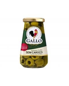 GALLO AZEITONA VERDE  SEM CAROÇO 150G
