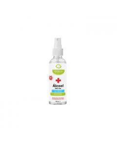 ÁLCOOL DESINFECTANTE AROMA BRISA DO MAR 100 ml - GREEN