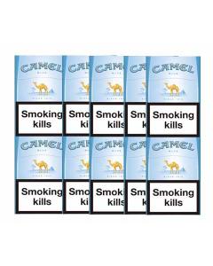 Camel Cigarro Azul (10 unidades)