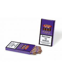 Handelsgold Purple Tip-Cigarillos 5 Cigarillos