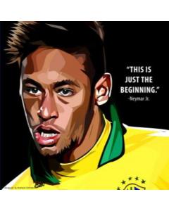 Quadro Artístico - neymar-jr