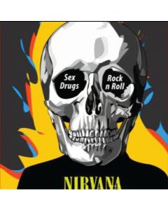 Quadro Artístico - Nirvana