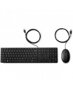 HP TECLADO + RATO USB Halley