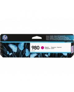 HP TINTEIRO 980 X555/X585 MAGENTA (D8J08A)